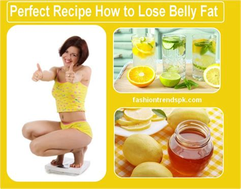 How To Shed by Recipe How To Lose Belly