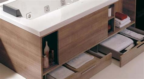 bathtub storage 7 modern bathtub with hidden storage hidden storage