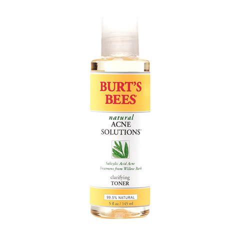 Toner Acne burt s bees acne solutions clarifying toner