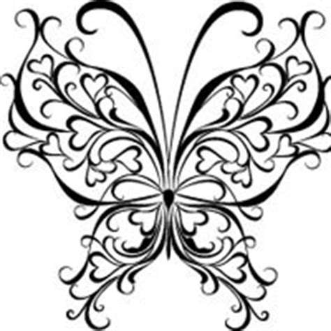 heart butterfly coloring page heart butterfly 187 coloring pages 187 surfnetkids