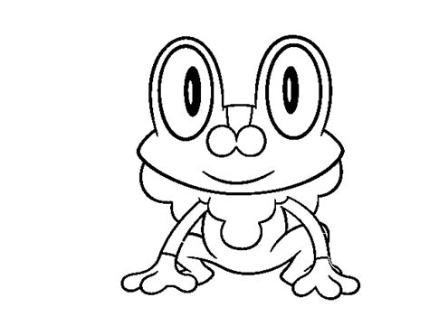 pokemon coloring pages froakie pokemon coloring pages froakie vitlt com
