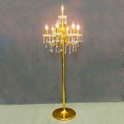 opening ceremony gold candle holders e14 led floor l