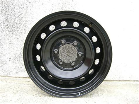 Wheels Max Steel Motor by 2008 Toyota Tacoma Steel Rims