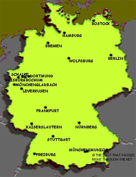 Germany Address Finder Where Can I Find A Map Of Germany Showing Ramstein Afb