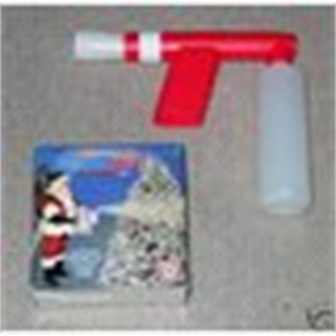 sno jet christmas tree flock kit 06 01 2003