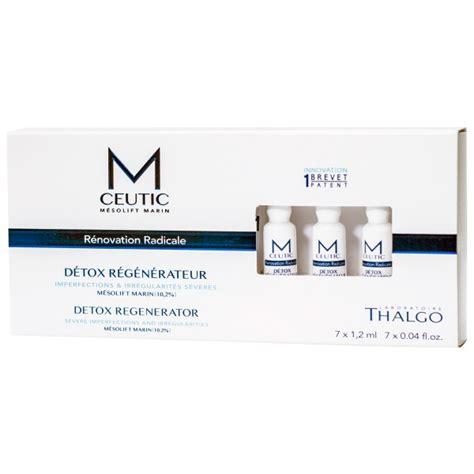 Thalgo Detox Reviews by Thalgo America Thalgo Mceutic Detox Regenerator
