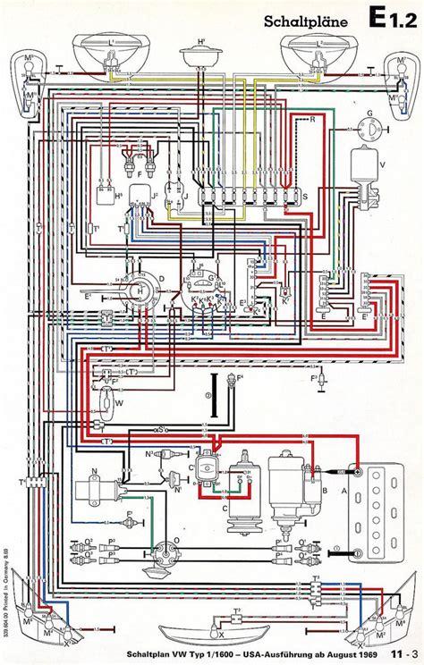 Diagramas Electricos Vocho Bochos Pinterest Baja Bug