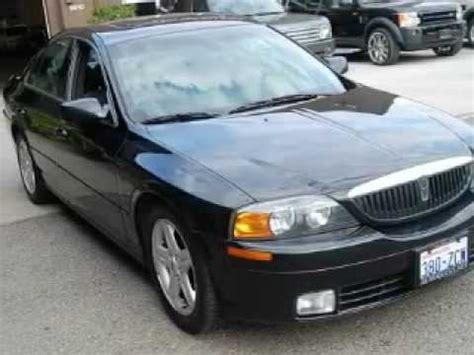 lincoln ls 2002 problems 2002 lincoln ls problems manuals and repair