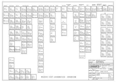 ford focus mk  full wiring diagram service manual  schematics eeprom repair info