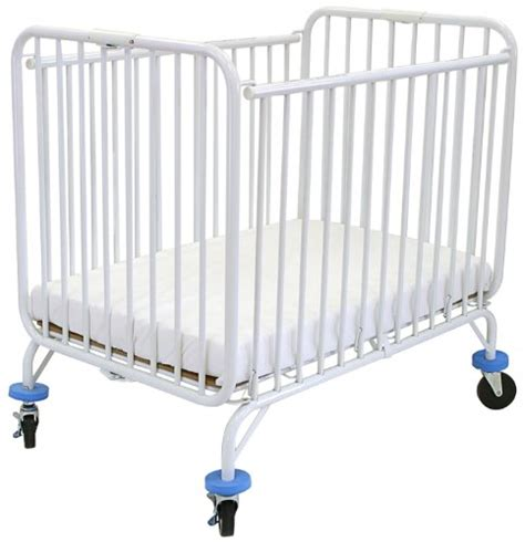 La Ideal Cribs by La Baby Deluxe Metal Crib Is It The Best