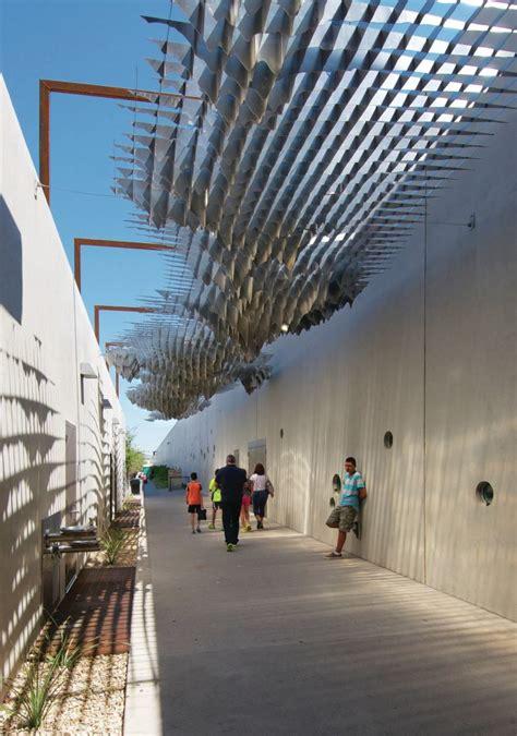 land bäder designs mariposa land port of entry designed by jones studio
