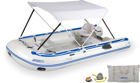 inflatable fishing boat malaysia sea eagle 14sr 7 person inflatable boats package prices