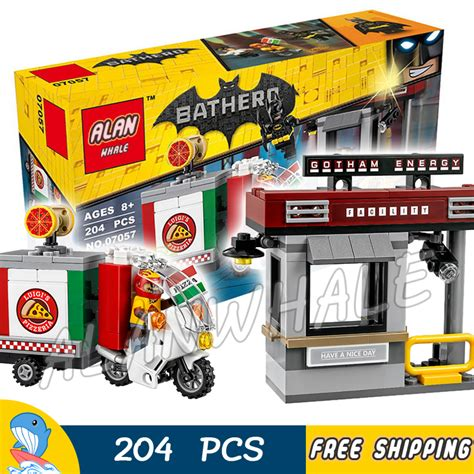 Lepin 07057 Batman Scarecrow Special Delivery scarecrow promotion shop for promotional