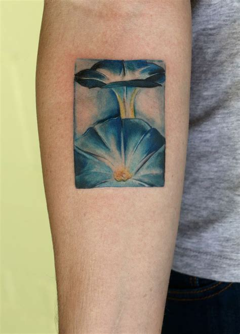 morning glory tattoo 1000 ideas about morning on