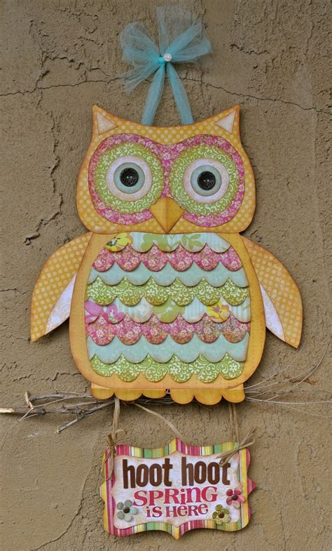 owl crafts for to make paper or fabric owl craft crafting inspirations diy