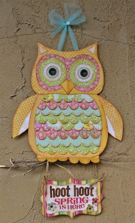 diy owl crafts paper or fabric owl craft crafting inspirations diy