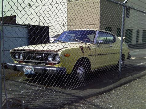 Spare Part Datsun cars bars 1977 datsun 710 nothing left but
