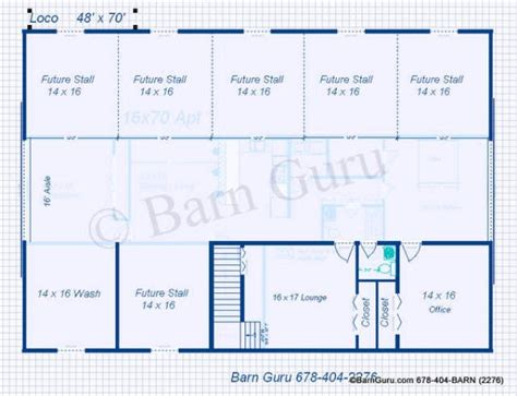 horse barn blueprints my project horse barn plans with living quarters