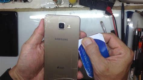 Casing Belakang Samsung how to open back cover samsung a510f