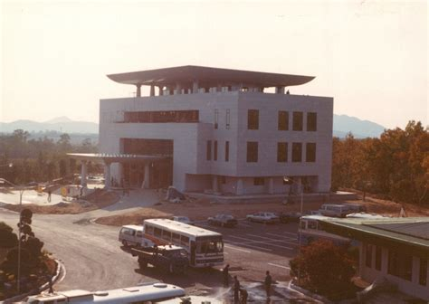 house of peace photos of north korea dmz border in 1989