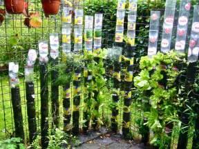 bastelideen garten mit plastikflaschen basteln 30 kreative ideen