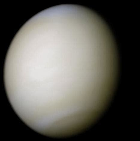 The Venus And Mars Of The Flu by Venus Atmosphere Said Curiously Cold Upi