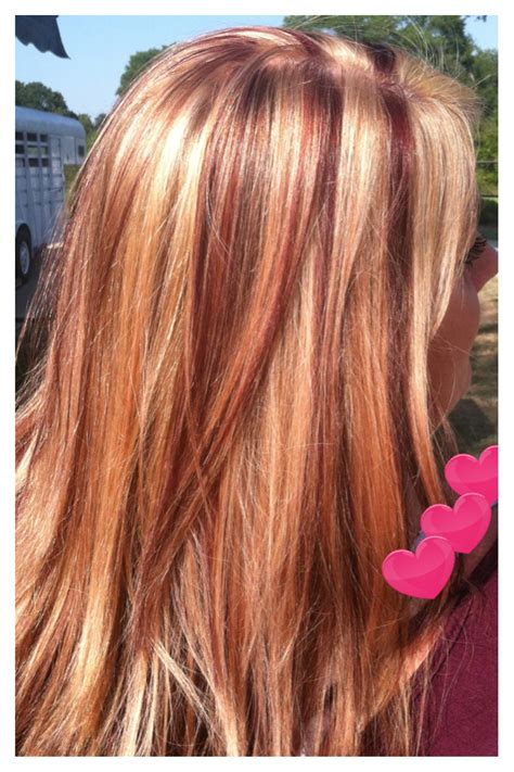 fall highlights for hair beautiful fall colors highlights lowlights by connie elite
