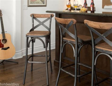 30 inch metal bar stools with back bar stools 30 inches with back industrial metal unique