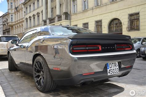 Dodge Challenger SRT 8 Hellcat   27 August 2015   Autogespot