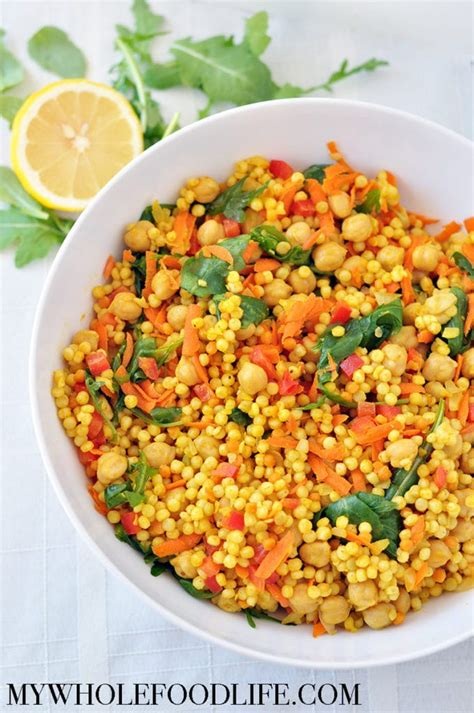 cuisiner couscous curry chickpea cous cous my whole food