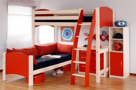 Bunk Beds With Desk For Boys Bunk Beds For Boys Bedroom Ideas Pictures