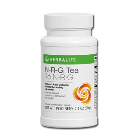 Herbalife N R G herbalife guarana tea n r g nature s 2 1 oz 60 grs
