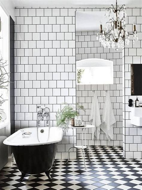 Black And White Pictures For Bathroom by 15 Non Boring Black And White Bathroom Decor Ideas