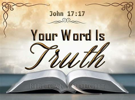 your word is truth reflections from a festival of praise the papist