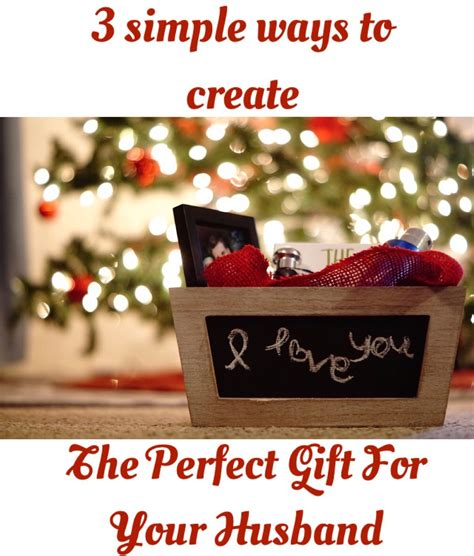 shopping of gift for husband the gift for your husband baby and a budget