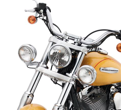 harley davidson auxiliary lighting kit 68605 08a auxiliary lighting kit at thunderbike shop
