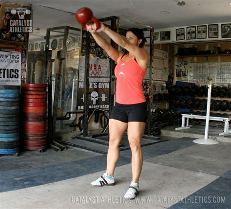 kettlebell swing overhead kettlebell swings overhead or traditional by greg everett