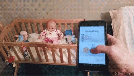 big baby in crib gifs find on giphy
