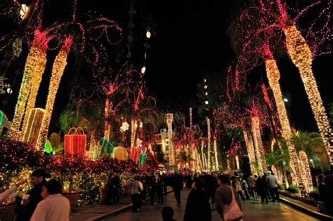 festival of lights los angeles what you re doing this week dec 2 171 cbs los angeles