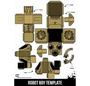 Robot Boy Template By SubjektZero On DeviantArt