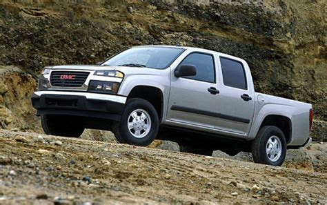 2006 gmc canyon review top speed