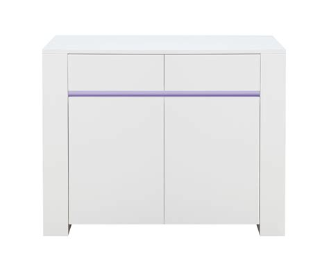 Small White Gloss Sideboard bordeaux white high gloss sideboard