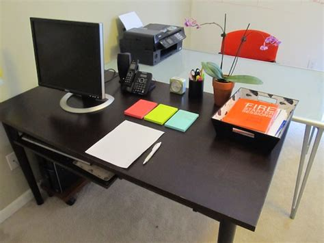 Clean The Desk by Clear Desk Clear Mind Playful Transformation