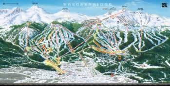 breckenridge map colorado breckenridge ski resort skimap org