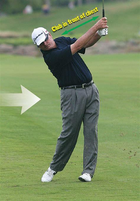 paul goydos golf swing the downswing golf tips magazine