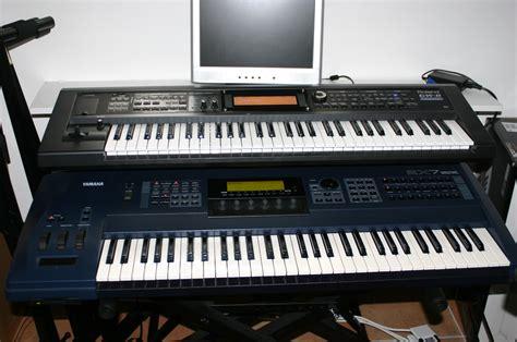 Keyboard Roland Gw 8 roland gw 8 image 264699 audiofanzine