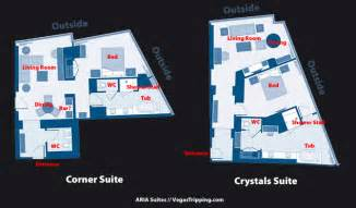 Aria Las Vegas Floor Plan by Gallery For Gt Aria Corner Suite Floor Plan