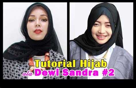 gambar tutorial hijab   tutorial hijab