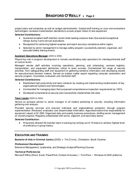 Army To Civilian Resume by To Civilian Resume Best Template Collection