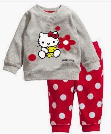 Piyama Gop Baby Hello baby and wear collections ready stock pyjamas